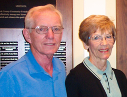 Herb and Judy Brown