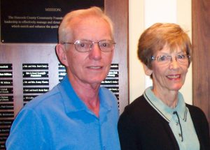 Designated Funds-Herb and Judy Brown