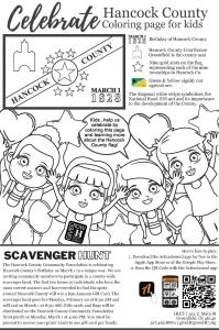 Coloring Page 2021